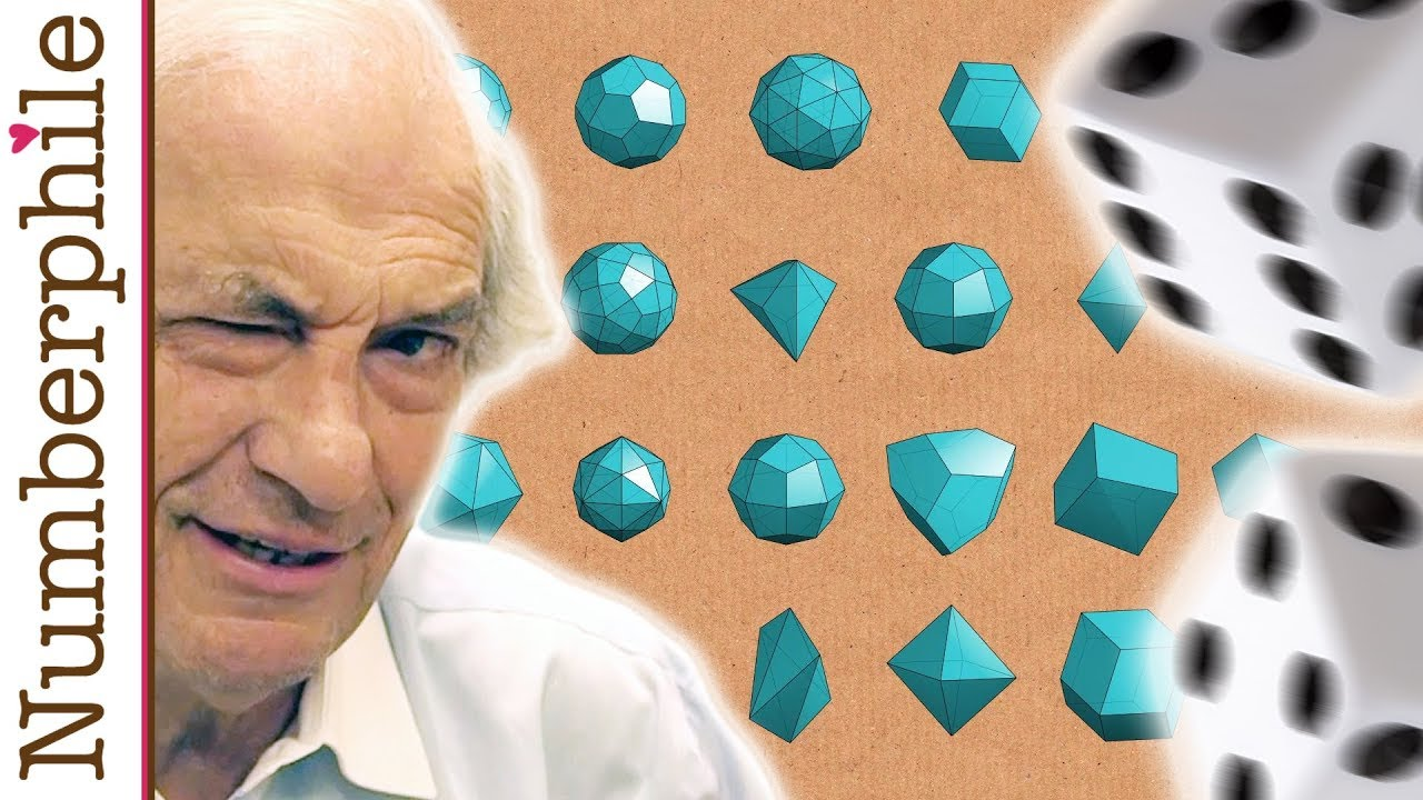 Fair Dice (Part 1) - Numberphile - YouTube