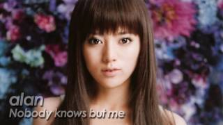 alan ( 阿? 阿蘭)『Nobody knows but me』by miu JAPAN