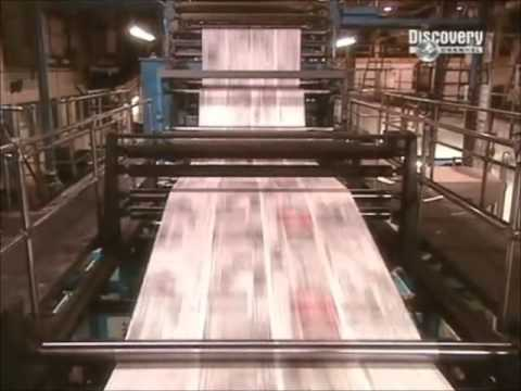 How it s made - Newspapers