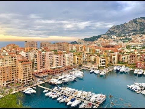 [Travel] Khám phá công quốc Monaco (7/2017)