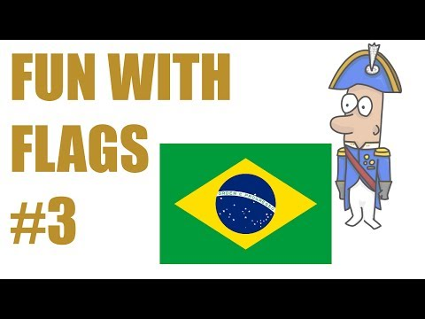 Fun With Flags #3 - The Brazilian Flag