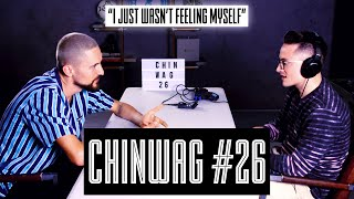 POET AND VUJ GO ALONE | David Vujanic #Chinwag Ep. 26