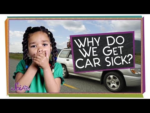 Why Do I Feel Sick In The Car?