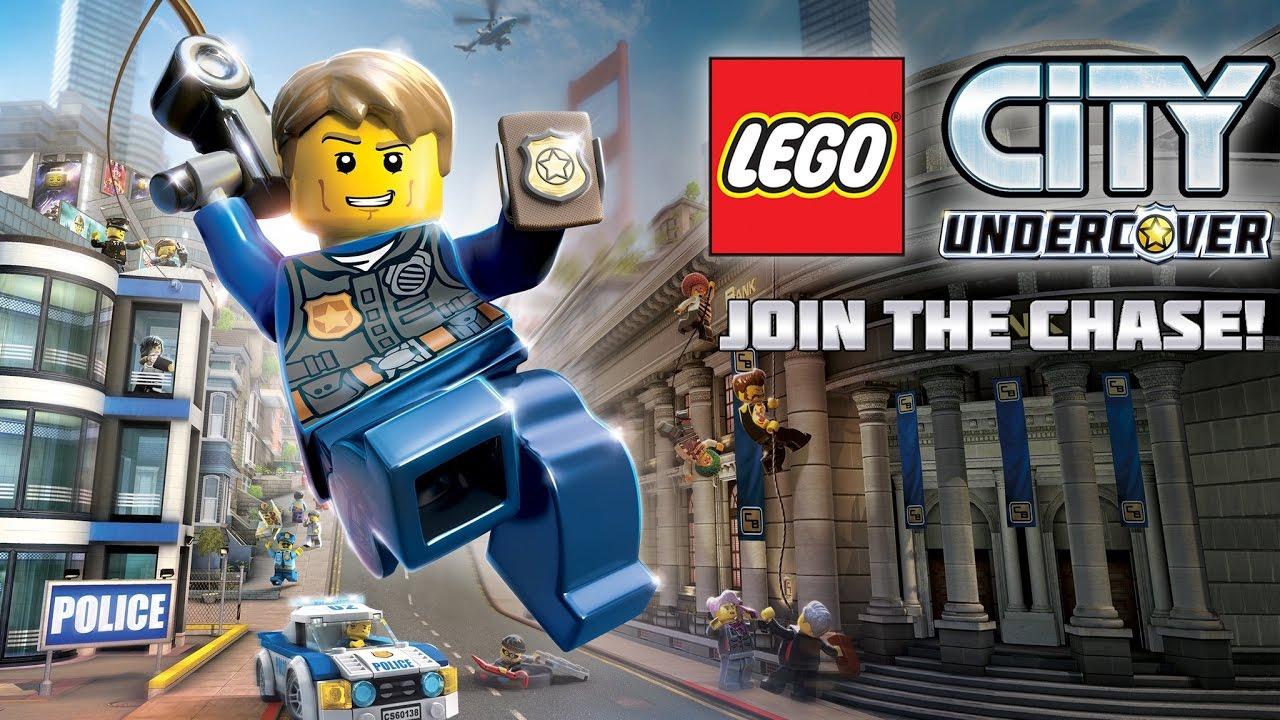 Lego city undercover pc скачать торрент