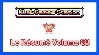 KLab Games Station : Le Résumé Volume 63
