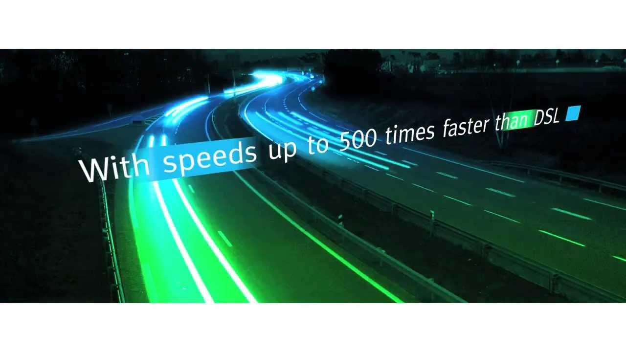 Gigabit 100 Fiber Optic Solutions Cable Company