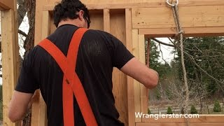 How To Build A Treehouse | 22 Wranglerstar