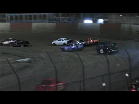 East Bay Raceway Park | 4 CYL Bombers | Heat Race  |  4-23-16