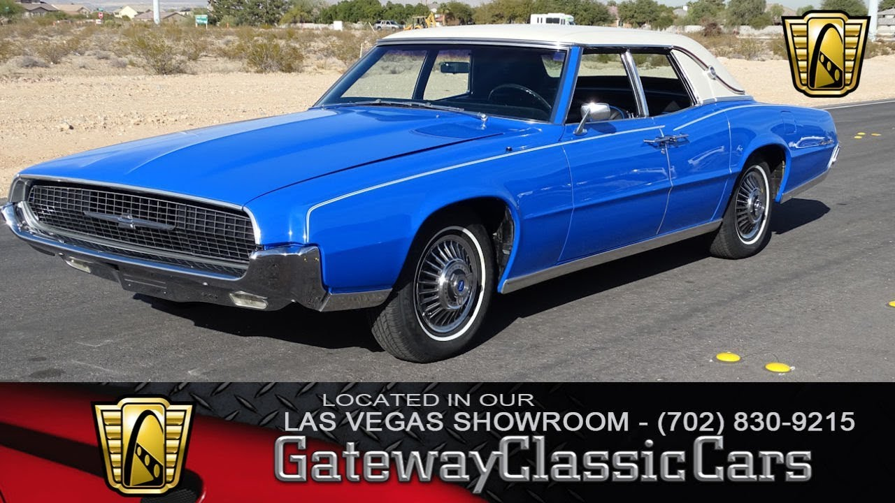 1967 Ford Thunderbird Stock 74 Lvs