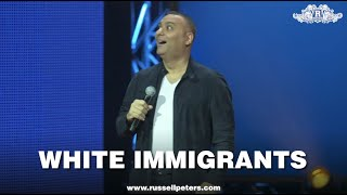 White Immigrants | Russell Peters