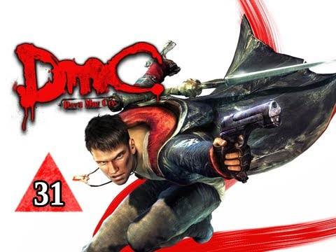 DMC Devil May Cry Walkthrough - Part 31 Kablooey Weapon Let's Play 2013 Gameplay Commentary