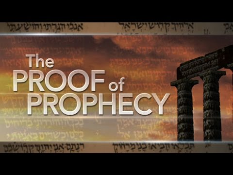 Beyond Today -- The Proof of Prophecy