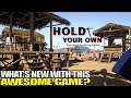 WHAT'S NEW WITH THIS AWESOME GAME? | Hold Your Own | Let's Play Gameplay | S03E01