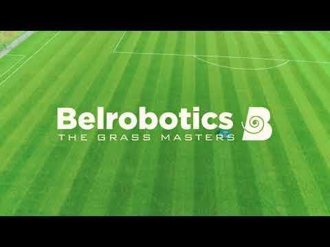 Belrobotics Bigmow Au Centre National De L'Union Belge De Football Teaser