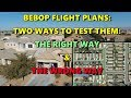 TWO WAYS TO TEST YOUR BEBOP FLIGHT PLAN - RIGHT / WRONG