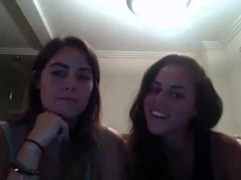 Alyssa & Sam YouNow 7/7/15 ( Take A Pikachu )