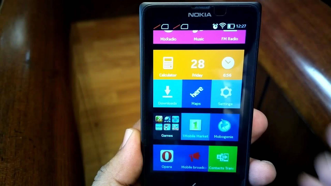 How to change app tile color in nokia x youtube for Apps to change photos