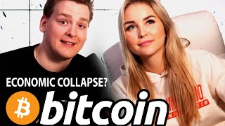 BITCOIN COLLAPSE? RECESSION - DEFLATION