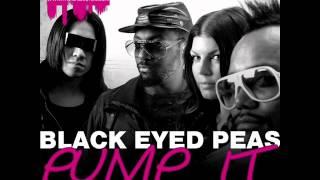 The Black Eyed Peas - Pump It (DJ STYLEZZ & DJ KIRILLICH Remix)
