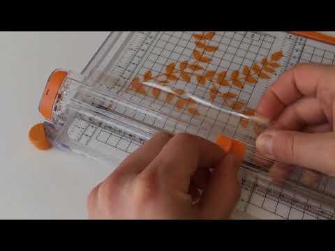 Test: Fiskars Personal SureCut (30cm) Papierschneidemaschine 1