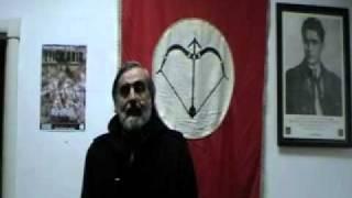 Intervista a Mario Polia - Conferenza Etica Aria presso RAIDO