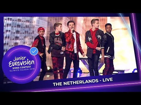 The Netherlands 🇳🇱 - Matheu - Dans Met Jou - LIVE - Junior Eurovision 2019