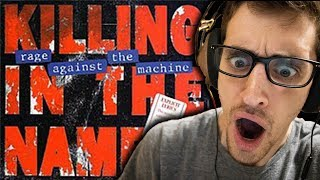 "Hip-Hop Head's FIRST TIME Hearing ""Killing In The Name"" by RAGE AGAINST THE MACHINE MP3"