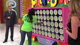 The Price is Right - Punch A Bunch and a Bunch a Tears!
