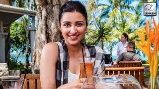 Parineeti Chopra Reveals Her Alcohol Habit | LehrenTV