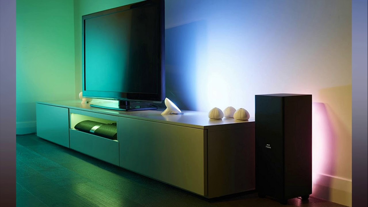 Philips Hue Entertainment is the smart lighting you've been waiting for