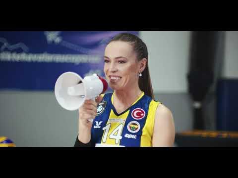 Fenerbahçe Opet Kadn Voleybol Takm Corendon Airlines Reklam Filmi