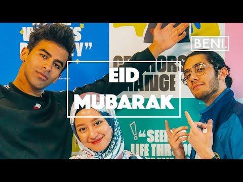 EID MUBARAK || An Unusual Eid Message - from BENI