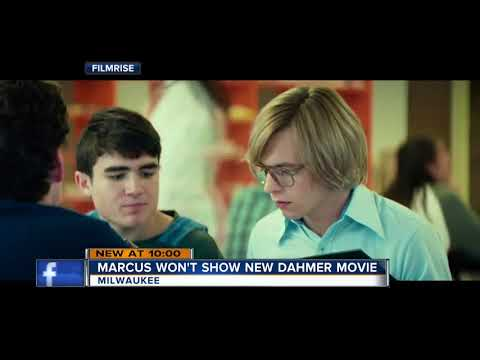 "Milwaukee-area movie theaters not showing ""My Friend Dahmer"""