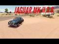 Forza Horizon 3 - Jaguar MK II 3.8 Barn Find Gameplay 1080p
