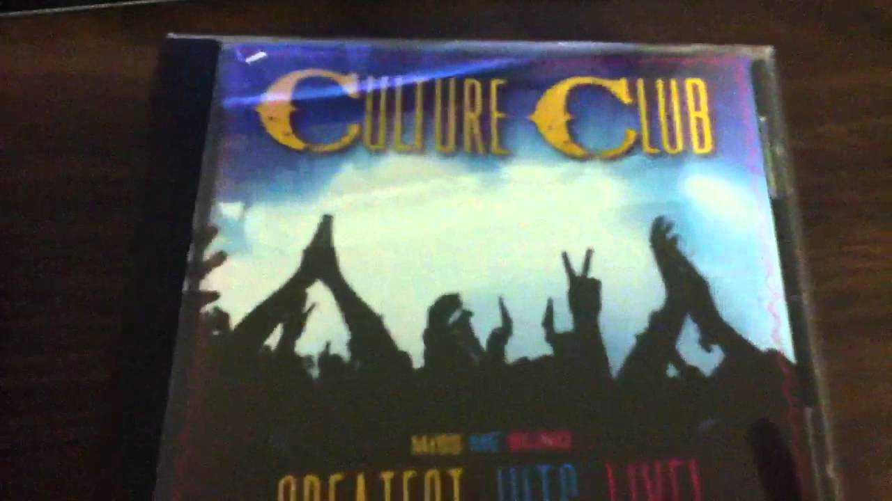 Culture Club Miss Me Blind Greatest Hits Live! CD - YouTube