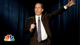 Jerry Seinfeld Performs Stand-Up on Late Night With Jimmy Fallon (Late Night with Jimmy Fallon)