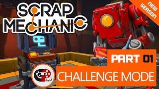 Scrap Mechanic - New Update : 0.3.5