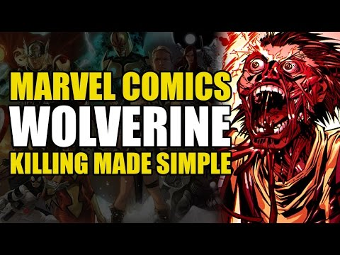 Thumbnail: How Many Ways Can Wolverine Die? (Wolverine: Killing Made Simple)