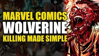 How Many Ways Can Wolverine Die? (Wolverine: Killing Made Simple)