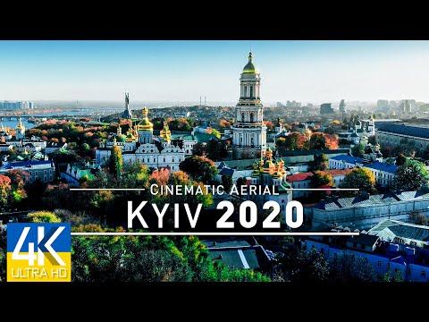 【4K】Drone Footage | Kiev - Capital Of UKRAINE 2019 ..:: Cinematic Aerial Film | Kyiv Київ Киев