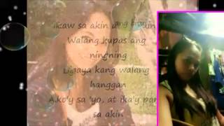 hulog ng langit song by angeline quinto cover by mary ann sison