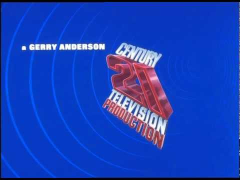 Gerry Anderson  Century 21 Television Production Logo