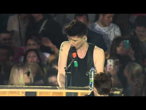 The Script Live @ Croke Park 20-06-2015 HD FULL Concert