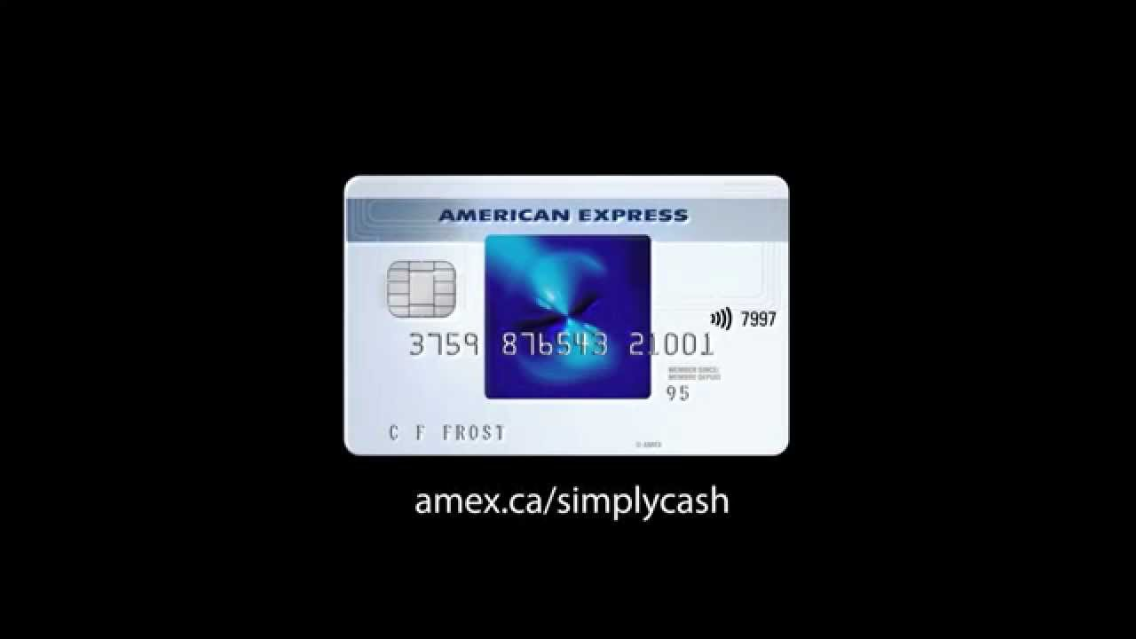 The simplycash card from american express youtube the simplycash card from american express colourmoves