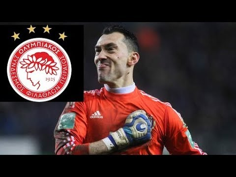 Silvio Proto - Welcome To Olympiacos F.C. ᴴᴰ