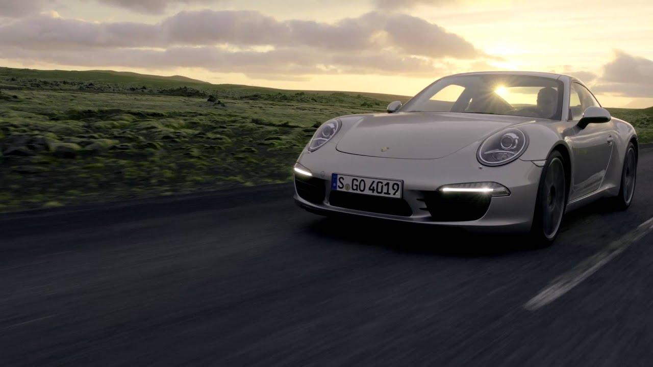 Neuer Porsche 911 (991)