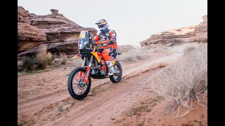 Dakar 2020, Day 5 moto: gli highlights