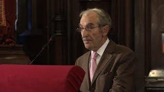 H. Goldberg - Président de la Fondation Auschwitz - 2013-10