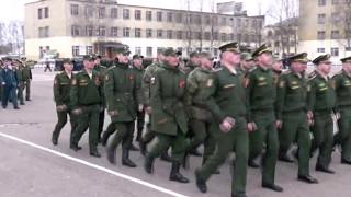ЗАТО Озёрный 9 мая 2017 г. Смотр строя и песни