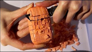 ASMR Satisfying Soap Carving/Cutting